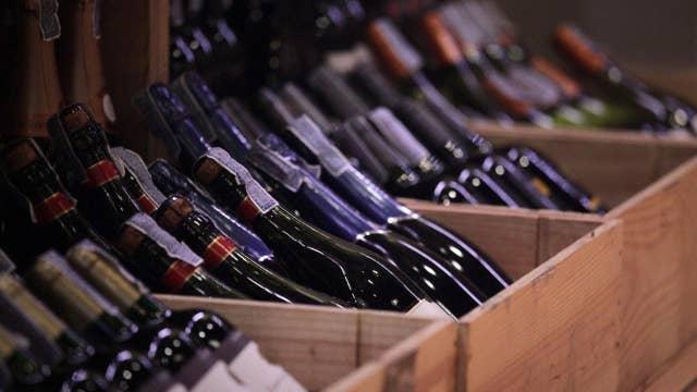 Wine industry taking a hit amid coronavirus, tariffs