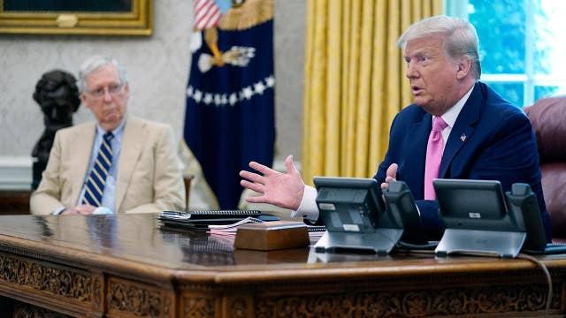 Trump: Payroll tax cut is 'very important'