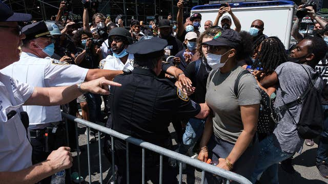 Retired NYPD detective: Federal troops should 'absolutely' help deal with protests