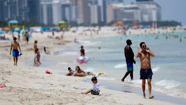 Miami mayor: People will be fined for not wearing coronavirus mask in public