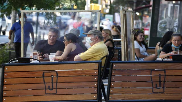 Bobby Vans Steakhouse owner: Outdoor dining not ideal for deal making