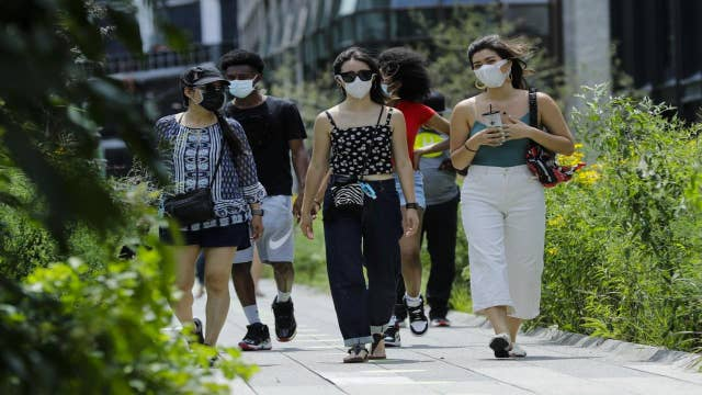 Best economic stimulus is to wear a mask, social distance: National Association of Manufacturers president