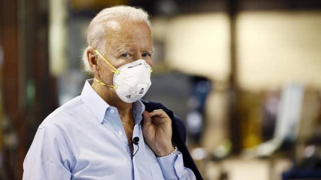 Biden's plans are not impressive or new: Charles Payne