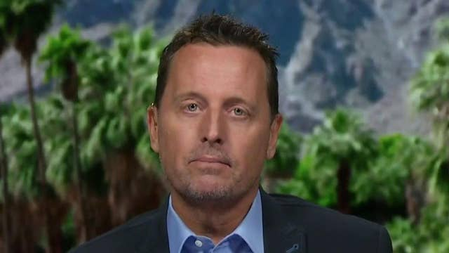 Trump can be tough on China while still being willing to talk: Ric Grenell