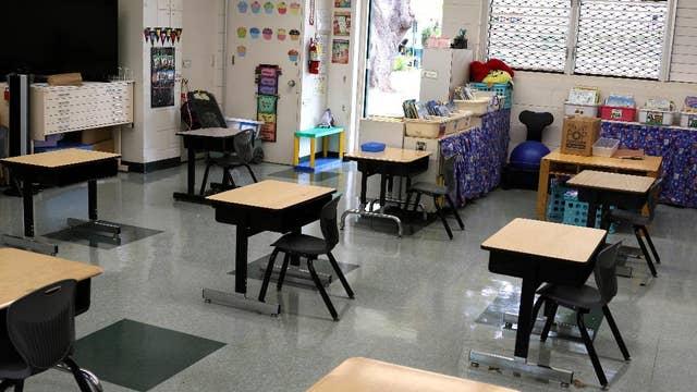 Initiative aims to help school reopenings with rapid coronavirus testing