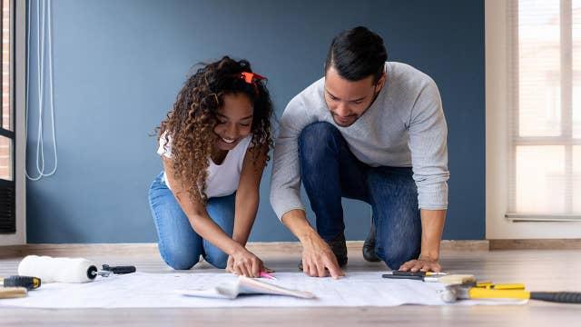 Company pushes home improvement tax credit