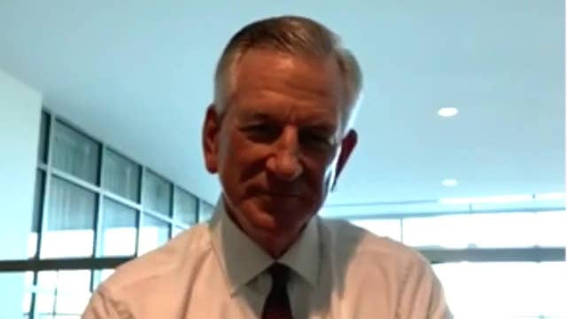 Tommy Tuberville on winning Alabama GOP primary: We've got to keep the Senate