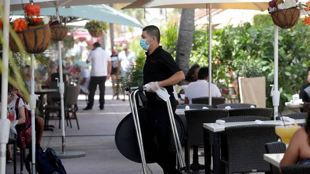 Miami-Dade Mayor: Not considering total shutdown amid rising cases