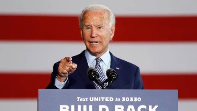 Big spending packages from Biden, Democrats will negatively impact economy: Mercedes Schlapp