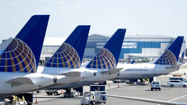 United pilots consider furlough and early retirement deals; bidding war for for Brooks Brothers