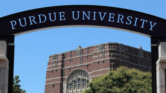 Purdue University president: Sending self-testing kits to students before returning to campus