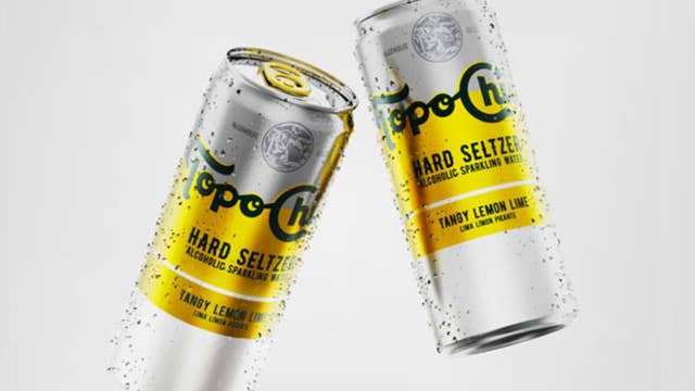Coca-Cola gets into hard seltzer business