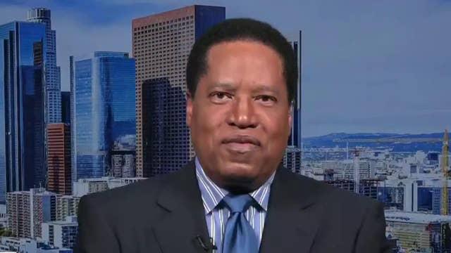 Larry Elder: 'Black Lives Matter is built on a lie'