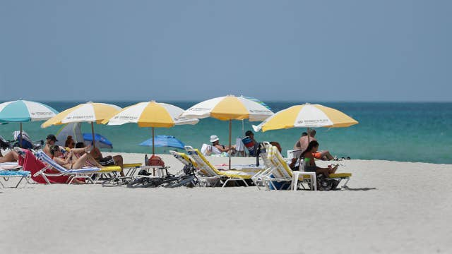 Florida AG encourages residents to wear masks