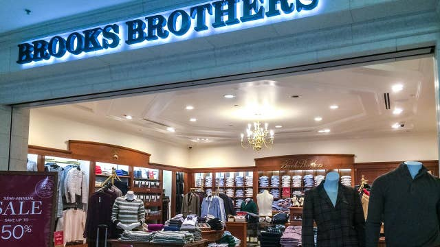 Bidding war for Brooks Brothers likely to heat up: Gasparino