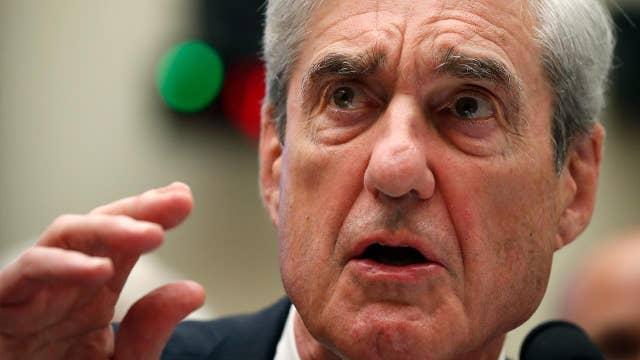 Mueller testifying could happen: Robert Ray