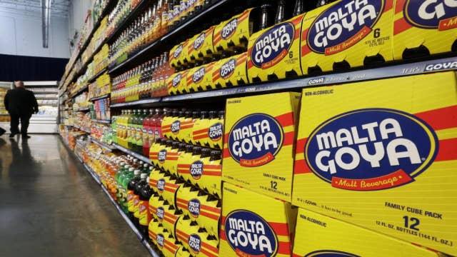 Goya faces backlash, boycott for praising Trump