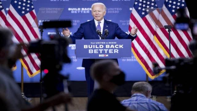 Biden's former aide on potential VP pick