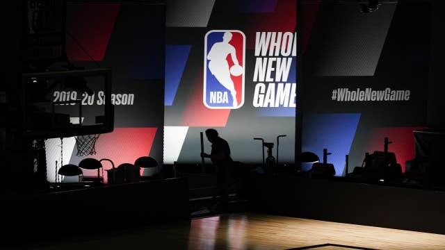 FanDuel CEO: NBA return will be 'biggest day in history' for sports betting