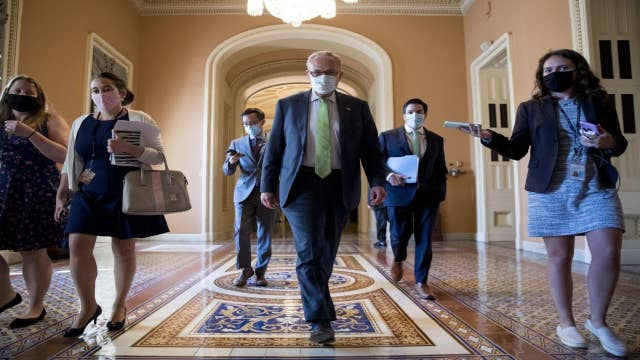 Capitol Hill nowhere close to closing stimulus deal