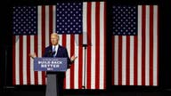 Biden's economic plan proves he's not a moderate: America First Action spokesperson