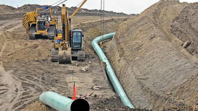 American Petroleum Institute CEO calls for 'real' pipeline permit reform after setbacks
