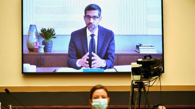 Sundar Pichai: Google deeply cares about users' privacy, security