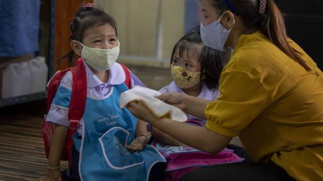 Coronavirus, teacher shortage putting squeeze on schools
