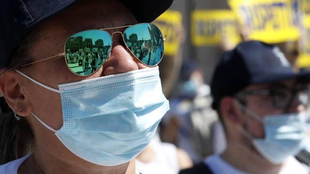 Face mask mandate would not be enforceable: Dan Henninger