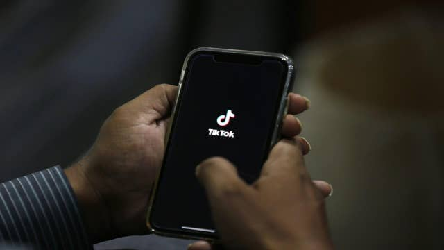 Trump campaign: TikTok is spying on you