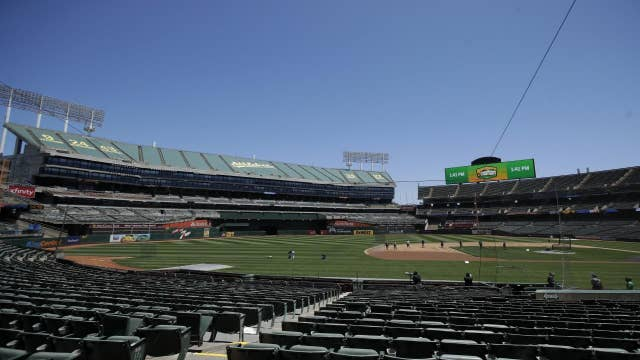 Oakland Athletics to use cardboard cutouts of fans in stands