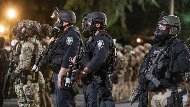Will Trump deploy Insurrection Act after Portland protests?