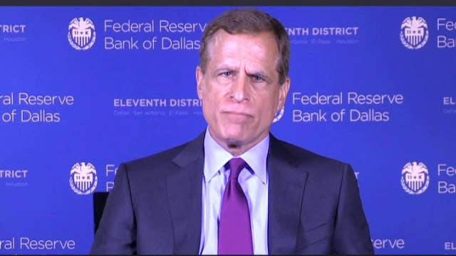 'We're right in the teeth of the crisis right now': Robert Kaplan