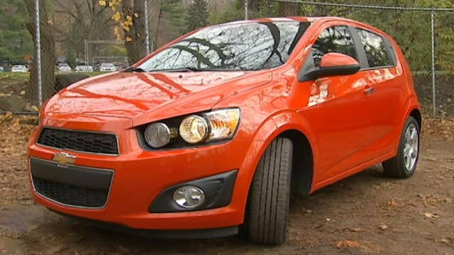General Motors saying goodbye to its Chevy Sonic; Pier 1 reportedly finding a new home online