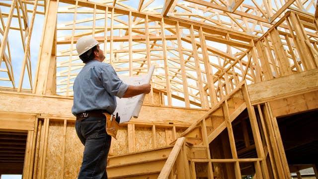 Coronavirus housing boom leads to wood shortage