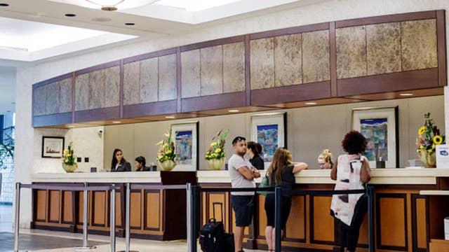 Hotels in a pinch amid coronavirus concerns