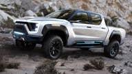 General Motors to build Nikola Badger electric pickup
