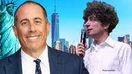 'NYC is Dead Forever' author claps back at Jerry Seinfeld: 'He doesn't know me at all'