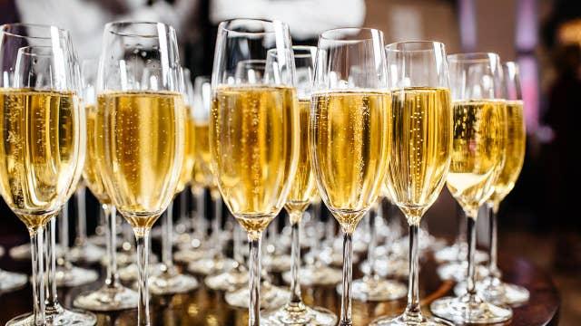 Champagne sales going flat amid coronavirus