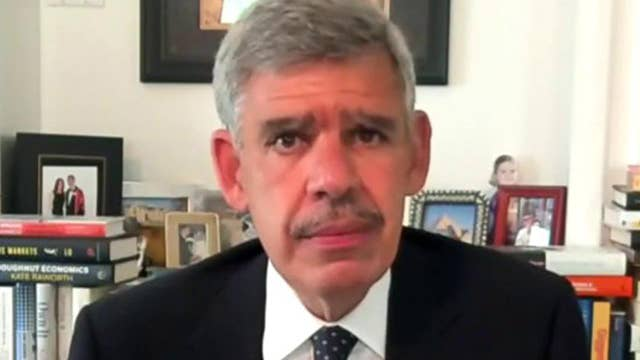 El-Erian fears we'll see damage from lack of stimulus in August economic numbers