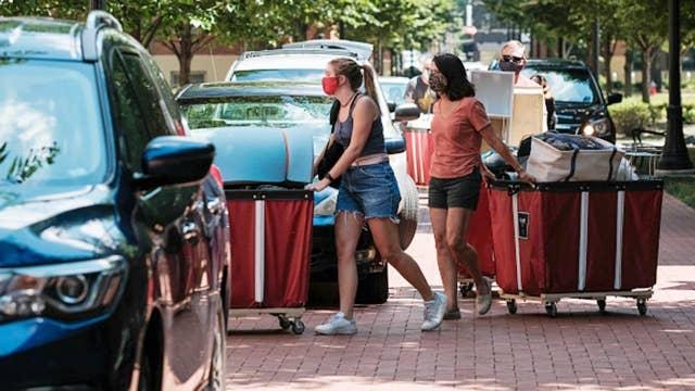Tuition insurance sales rise as coronavirus threatens the school year