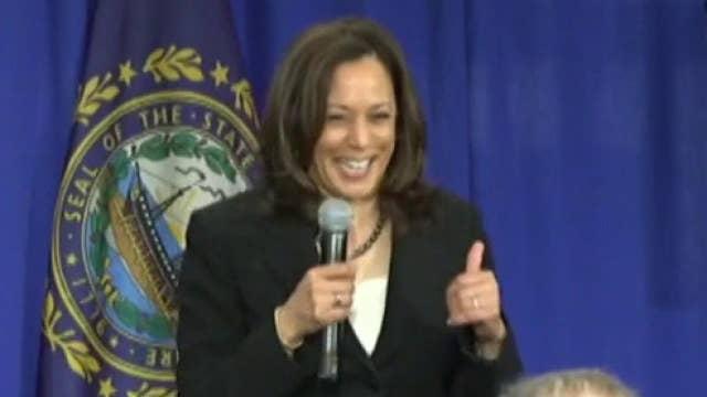 Does Kamala Harris help or hurt Joe Biden?
