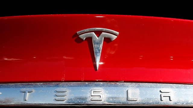 Tesla announces 5-for-1 stock split