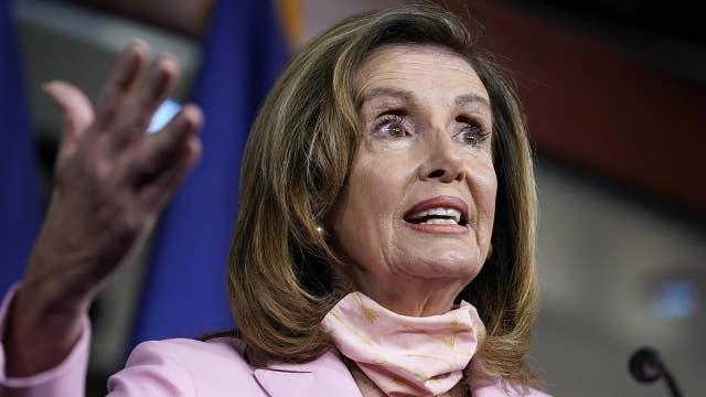 Pelosi's coronavirus stimulus bill will never become law: Sen. Barrasso