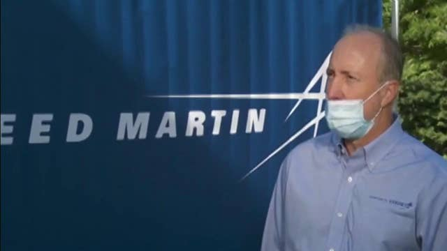 Lockheed Martin plant GM: 'Things are coming back'