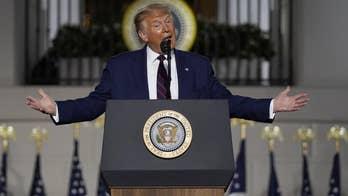 FOX Business reacts to Trump's RNC speech