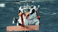 Coast Guard explains to Kennedy how dangerous the high seas can be