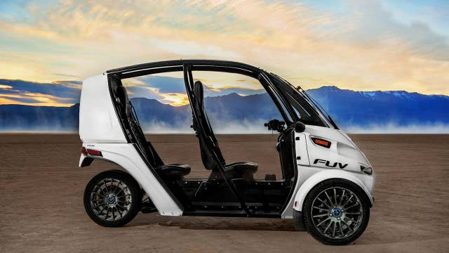 Arcimoto CEO: Our vehicles can improve medical, delivery and personal transportation