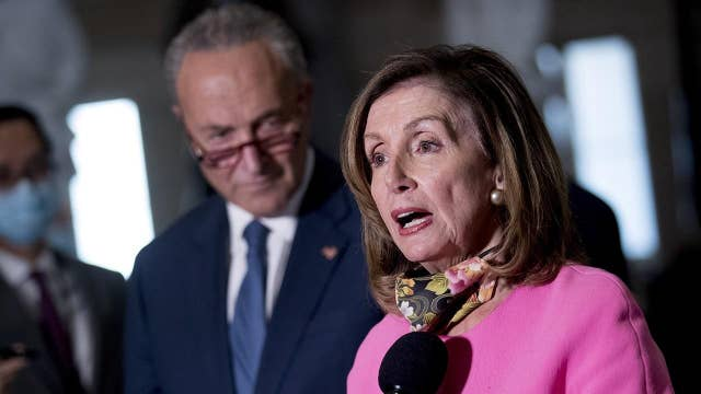 Steven Mnuchin: Pelosi, Schumer 'unwilling to compromise' in coronavirus stimulus negotiations