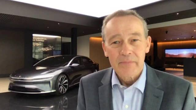 Lucid CEO: We want to coexist with Tesla, other electric car makers